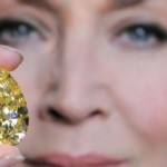 7 World's Largest Vivid Yellow Diamond