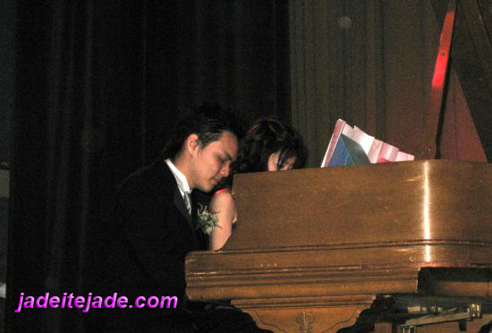 9. The Boys' Piano Lessons