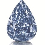 World's Largest Flawless Vivid Blue Diamond May Fetch $25 Million