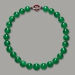 Jadeite Jade Necklace Sold For US$27.4 Million