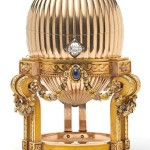 A $33 Million Faberge Golden Egg …