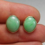 Is This An Authentic Pair Of Jadeite Earrings?