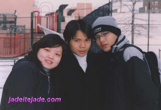 The 3 Kids circa 10 years ago