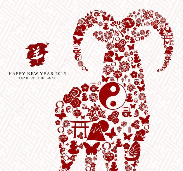 http://www.dreamstime.com/royalty-free-stock-photo-happy-chinese-new-year-goat-card-greeting-sheep-shape-eastern-icons-composition-vector-file-organized-layers-image45648685