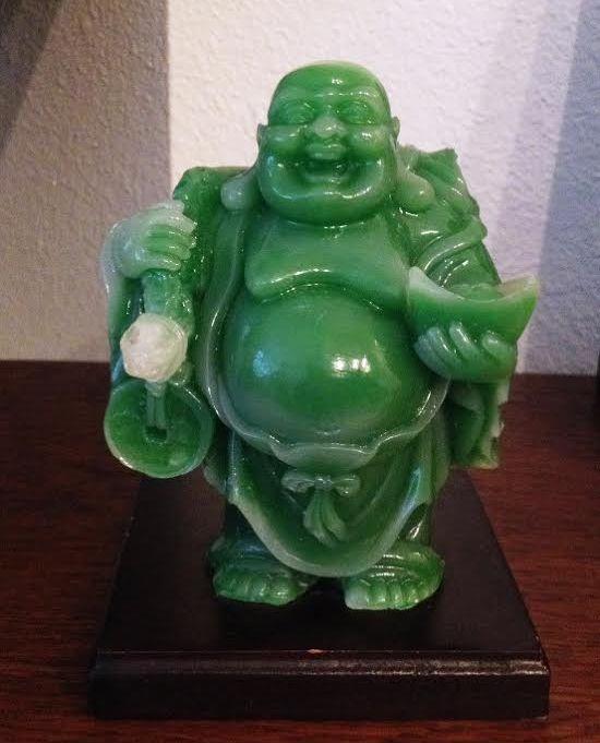 green buddha 1